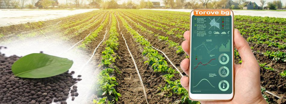 Бъдещето на земеделието - ползите от торене с органични торове (Leonardit)