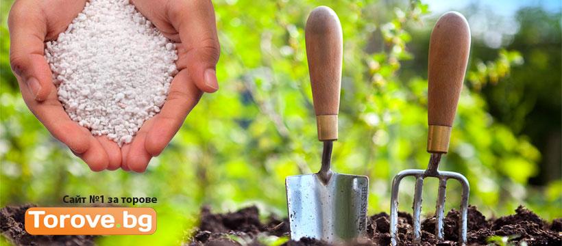 Агроперлит за торене - Какво представлява и как се използва